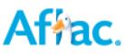 AFLAC logo with name and duck